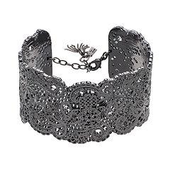 Simply Vera Vera Wang Filigree Cuff Bracelet