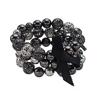 Simply Vera Vera Wang Stretch Bracelet Set