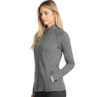 Women's Danskin Mock Neck Jacket