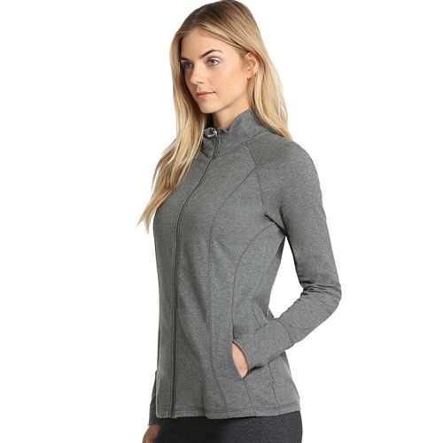 Women's Danskin Mock Neck Jacket