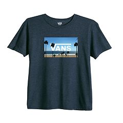Boys 8-20 Vans By The Sea Free Tee