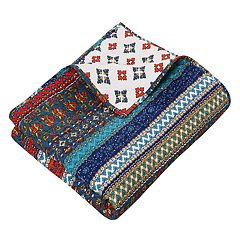 Barefoot Bungalow Printed Throw