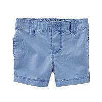 Baby Boy OshKosh B'gosh® Flat Front Shorts
