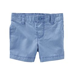 Baby Boy OshKosh B'gosh® Flat Front Shorts