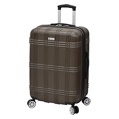 London Fog Kingsbury Expandable Hardside Spinner Luggage