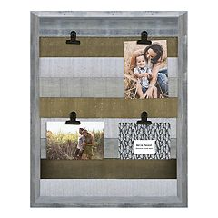 Belle Maison Barn 4-Clip Collage Frame