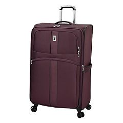 London Fog Langley Expandable Spinner Luggage