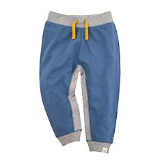 Toddler Boy Burt's Bees Baby French Terry Contrast Organic Jogger Pants