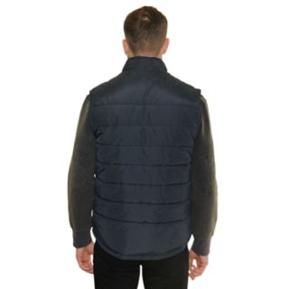 Men's Mountain and Isles Utility Mini-Ripstop Puffer Vest