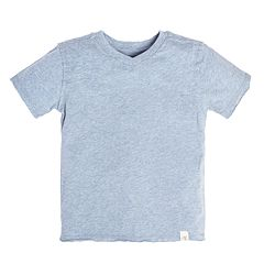 Toddler Boy Burt's Bees Baby Organic High-V Tee