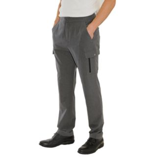 Men's Mountain and Isles 4-Way Stretch Woven Cargo Jogger Pants