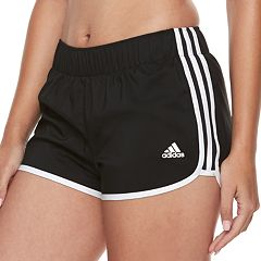 Women's adidas M10 Icon Midrise Running Shorts