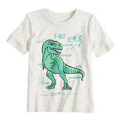 Toddler Boy Jumping Beans® Dinosaur T-Rex Graphic Tee