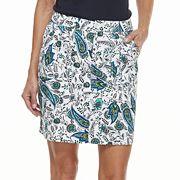 Women's Croft & Barrow® Twill Skort