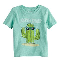 Toddler Boy Jumping Beans® Cactus 'Looking Sharp' Graphic Tee