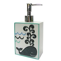 Allure Home Creations Whale Watch Soap Pump