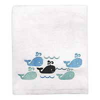 Allure Home Creations Whale Watch Bath Towel