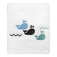 Allure Home Creations Whale Watch Hand Towel