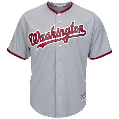Men's Majestic Washington Nationals Cool Base Jersey