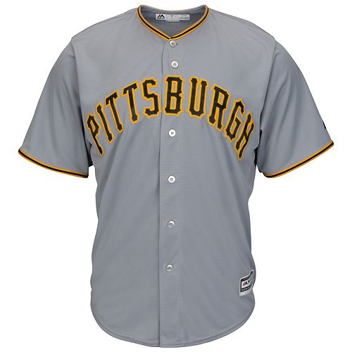 Men's Majestic Pittsburgh Pirates Cool Base Jersey