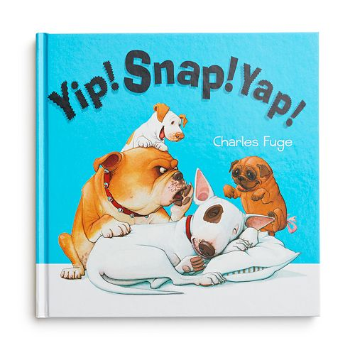 Kohl's Cares® Yip! Snap! Yap! Book