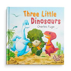 Kohl's Cares® Three Little Dinosaurs Book