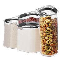 Rubbermaid Brilliance Pantry 8 pc Food Storage Set