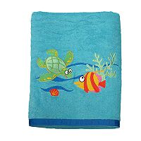 Allure Home Creations Fish Tails Bath Towel