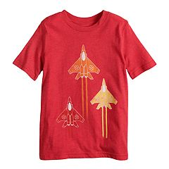 Boys 4-10 Jumping Beans® Jet Planes Graphic Tee