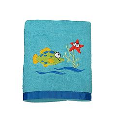 Allure Home Creations Fish Tails Hand Towel
