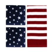 Celebrate Americana Together Flag Kitchen Towel 3-pack