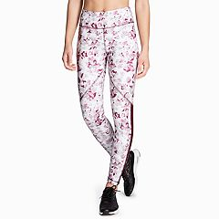 Women's Danskin Mesh Inset Pintuck Leggings