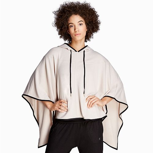Women's Danskin French Terry Hooded Poncho