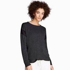 Women's Danskin Twist Front Sweatshirt