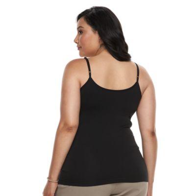 Plus Size Apt. 9® Essential Seamless Camisole