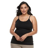 Plus Size Apt. 9® Essential Seamless Camisole