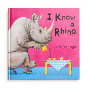 Kohl's Cares® I Know a Rhino Book