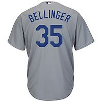 Men's Majestic Los Angeles Dodgers Cody Bellinger Replica Jersey
