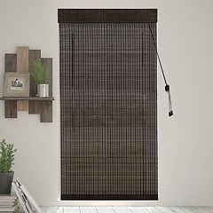 Chicology Bamboo Roman Shades
