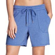 Women's Danskin French Terry Bermuda Shorts