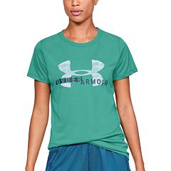 Women's Under Armour Tech Short Sleeve Graphic Tee