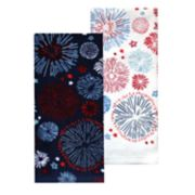 Celebrate Americana Together Fireworks Kitchen Towel 2-pack