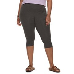 Plus Size SONOMA Goods for Life™ Capri Leggings