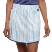 Women's Pebble Beach Matrix Print Golf Skort