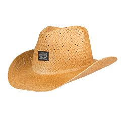 Men's Levi's Straw Cowboy Hat
