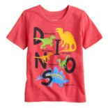 "Toddler Boy Jumping Beans® ""Dinos"" Graphic Tee"