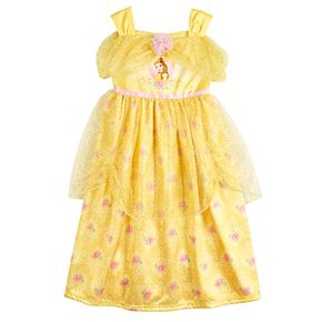 Disney's Beauty & The Beast Belle Toddler Girl Fantasy Nightgown