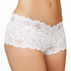 Perfects Australia Brazilian Lace Boyshorts 14USH48 - Women's