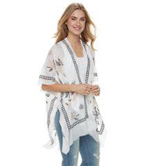 Women's SONOMA Goods for Life™ Floral Kimono