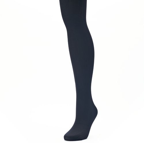 Plus Size Apt. 9® Blackout Control-Top Opaque Tights